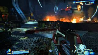Aliens Colonial Marines HD gameplay: With 4GB patch (PC) UPDATED TOO SHOW SOME A.I.