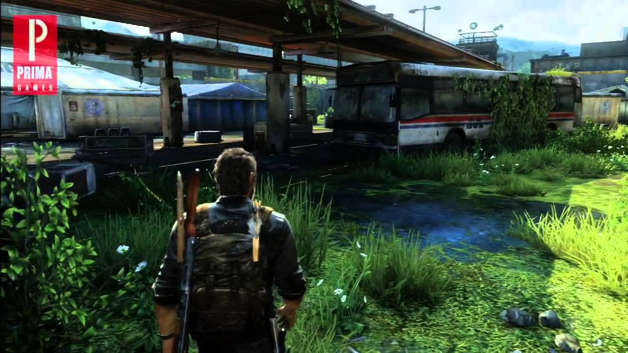 The last of us firefly pendant locations bus depot youtube the last of us firefly pendant locations bus depot aloadofball Image collections