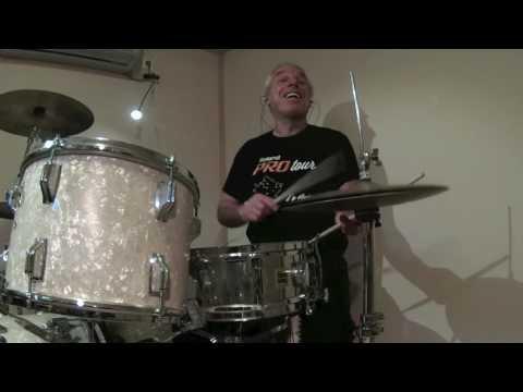 Robert Ménière Play Fast Tempo (Drums Solo ) 310 BPM