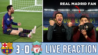 LA LIGA FANS REACTION TO: BLAUGRANAS