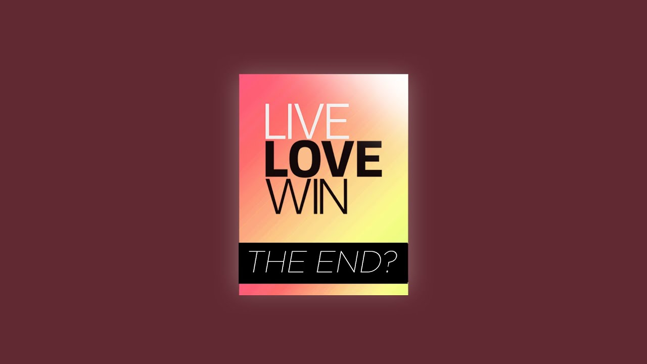 The Very Last LIVE LOVE WIN | July 13, 2021