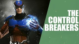 Epic Injustice 2 Character Trailer and Games of the Week - The Control Breakers