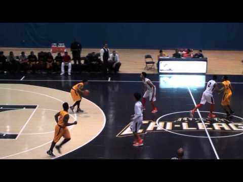 * 1. Schurz Bulldogs@Whitney Young Dolphins Varsity Basketball1 (3-1-16) Chicago