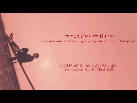 Last Dance - Big Bang Colour Coded Lyrics (HAN/ROM/ENG)