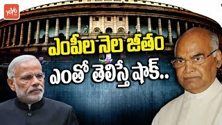 MP Salary In India | PM Modi | Salaries Of MP's | Salary Of PM Of India | YOYO TV Channel