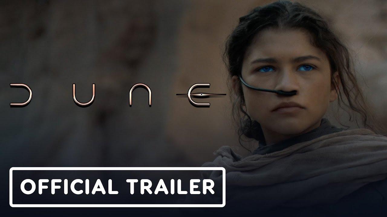 Download Dune - Official Trailer (2021) Timothée Chalamet, Oscar Isaac, Zendaya