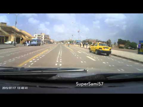Driving Around Asmara  2015