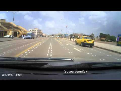 Driving Around Asmara  2015
