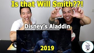 Disneys Aladdin - Special Look  In Theaters May 24 | Asians Down Under Reaction Video