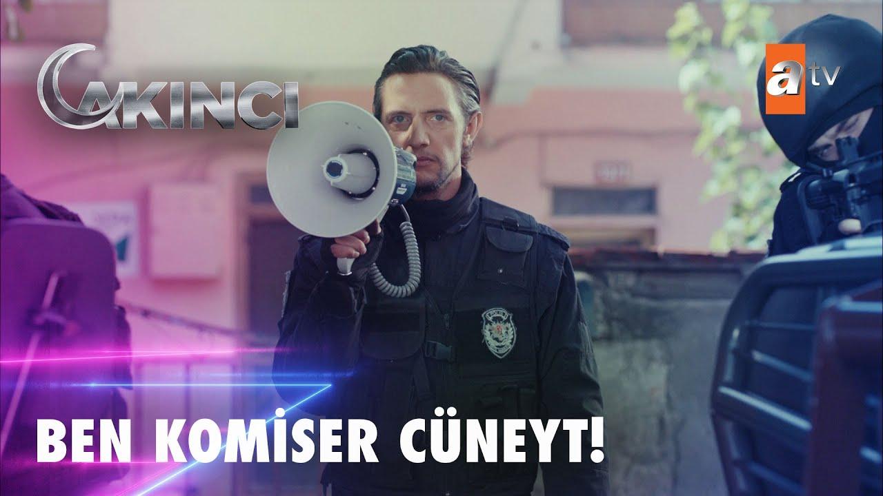 Cüneyt komiser geliyor! - Akıncı 1. Bölüm