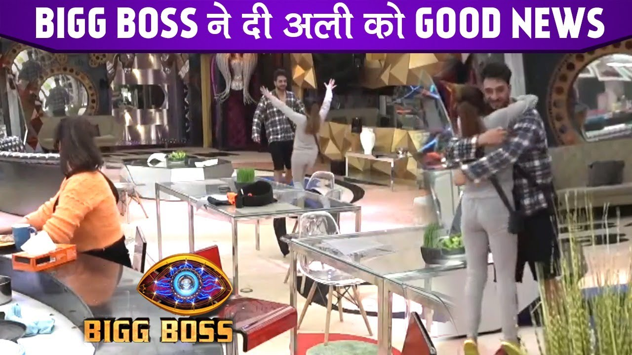 Download Bigg Boss 14: Bigg Boss Gave This Good News To Aly Goni, Here's The News | BB 14