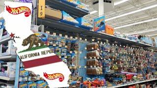 Hot Wheels Hunting Walmart - We Hunt In California