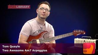 Awesome Am7 Arpeggios | Free Guitar Lesson 1