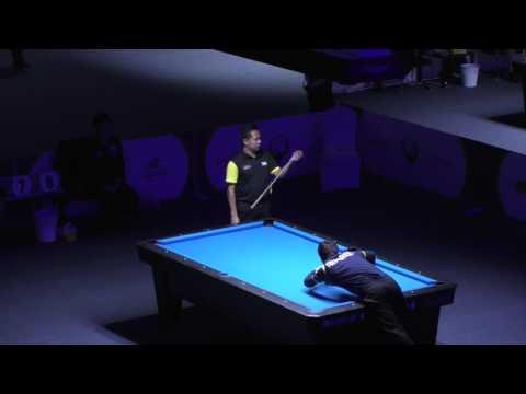 Ko Pin Yi - Oliver Medenilla l Kuwait Open 2016 l THRILLER