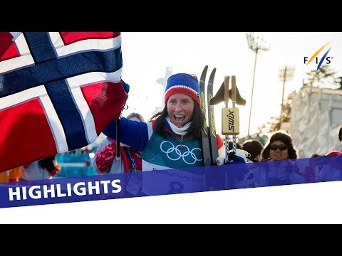 Pyeongchang Diaries   3   Marit Bjorgen's historic 2018 OWG ended with more history   Photorecap