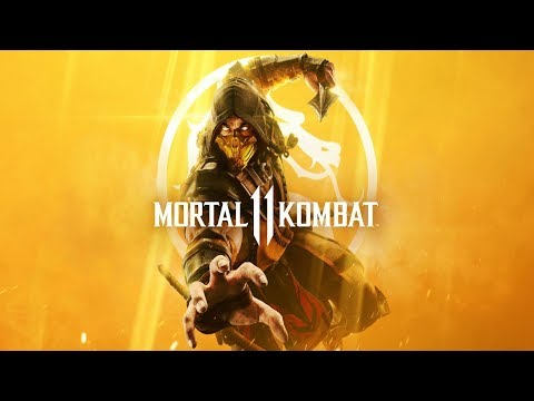 MORTAL KOMBAT 11: GET OVER HERE Gameplay On PC Review Stream - HipHopGamer