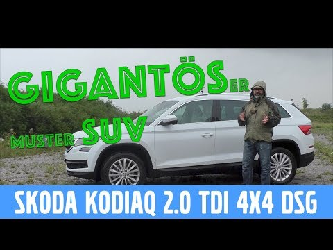 Skoda Koadiaq Style 2.0 TDI 4x4 DSG (190 PS) -  Test, Review