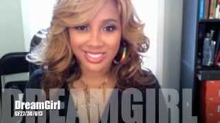 DreamGirl Equal Full Cap Synthetic Wig in Color GF27/30/613 from Elevate Styles