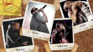 Lil Wayne feat Kanye West, T I & Jay Z U Aint Neva Gottz Ask (best quality + download)