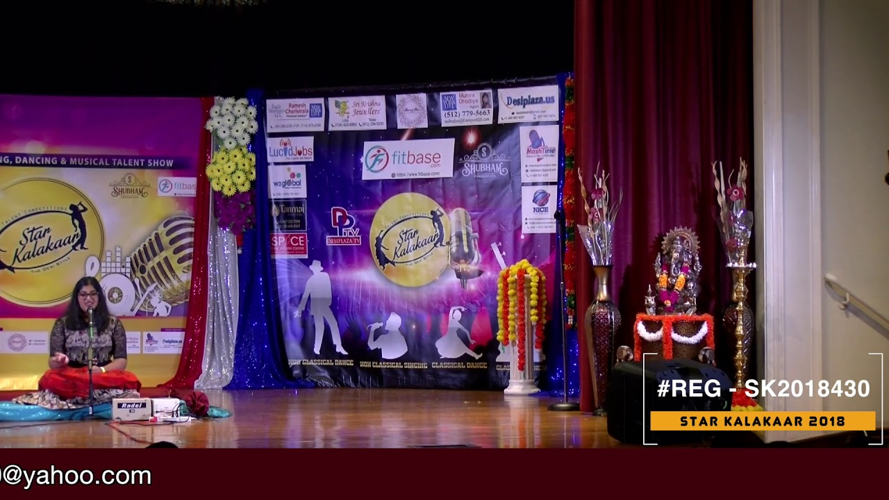 Registration NO - SK2018430 - Star Kalakaar 2018 Finals - Performance