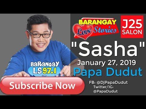 Barangay Love Stories January 27, 2019 Sasha