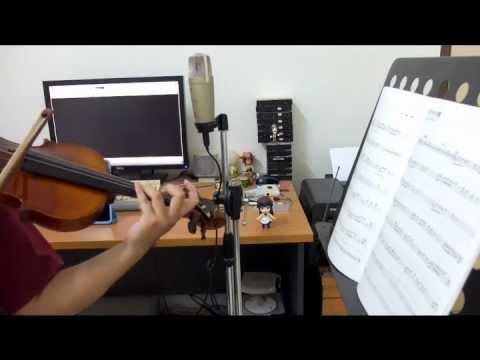 Easy Violin Ghibli Collection