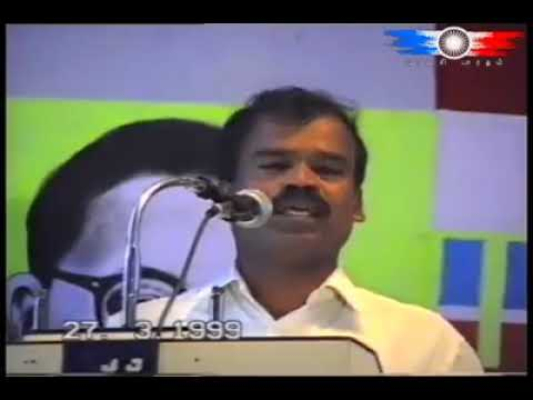 Great speech poovai moorthiyar