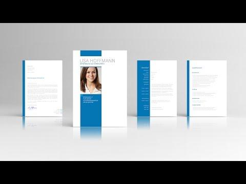 Bewerbungsvorlagen in Word und OpenOffice