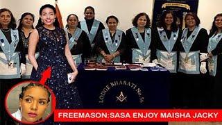 INATISHA!FREEMASON WAMPONGEZA JACKLINE MENGI,MAKUBWA YAZUKA