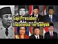 Daftar Gaji Presiden Indonesia dari Soekarno Sampai Jokowi