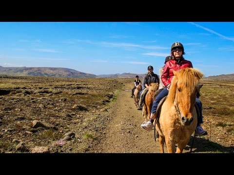 Iceland - Viking Horse Riding