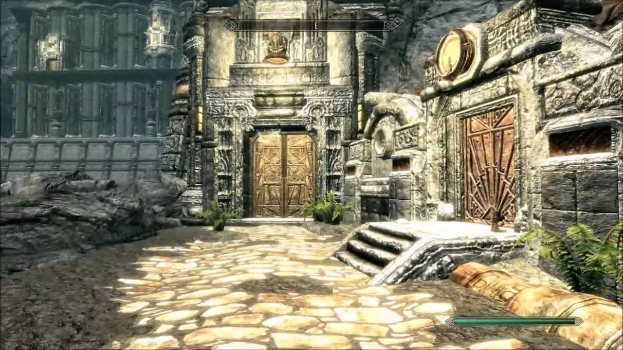 forgotten city skyrim se