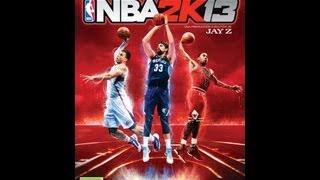 GAMEPLAY:NBA 2K13 PC Español 2013
