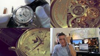 Zenith El Primero Chronomaster Calendar Moonphase Luxury Watch Review (02.0240.410/01)