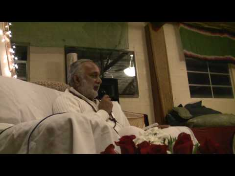Sannays Celebration at Seattle Retreat with Swami Anand Arun - March 2010