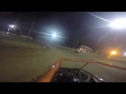 Jax Yohn Racing - Shellhammers Speedway - June 25, 2016 - Feature Race #3