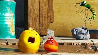 LARVA - STUCK IN THE MUD | Cartoon Movie | Cartoons For Children | Larva Cartoon | LARVA Official
