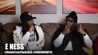 E NESS Speaks on MTV Reality is Fake, Cheese Cake Walk, P.Diddy, Fred Fight, Bad Boy Curse & More