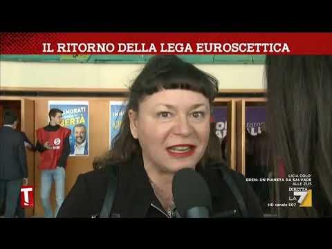 Il ritorno della Lega euroscettica, Matteo Salvini: 'Vengono prima gli italiani'