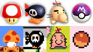 Super Smash Bros. Ultimate - Origin of All Items