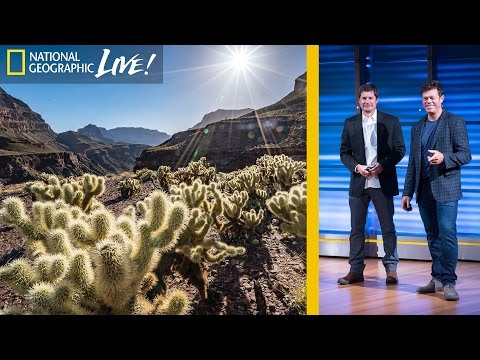Grand Canyon Adventure: The 800-Mile Hike That Nearly Killed Us (Part 3) | Nat Geo Live