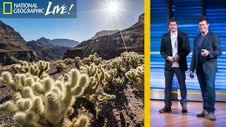 Grand Canyon Adventure  The 800 Mile Hike That Nearly Killed Us (Part 3) | Nat Geo Live