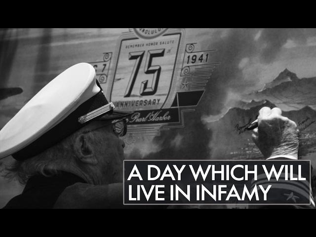 Pearl Harbor's 75th Anniversary