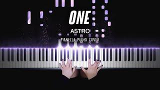 ASTRO - ONE | Piano Cover by Pianella Piano видео