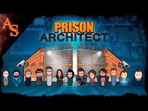 Prison Architect | Обзор | Большой обзор тюрьмы и основы для новичков