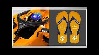 McLaren Got a Flip Flop Sponsor for the Halo