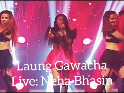 Laung Gawacha Live Performance By Neha Bhasin Concerts