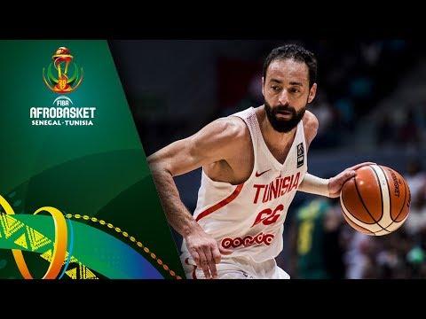 Tunisia v Cameroon - Full Game - FIBA AfroBasket 2017