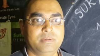 NIGHT BLIDNESS CURED- BLIND GOT VISION AFTER 10 Yrs -Dr.RISHABH   M.B.B.S ,D.O.M.S +91`9425092329