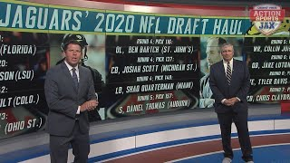 Jaguars Winners and Losers from 2020 NFL Draft